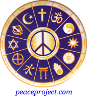 B1161 - Interfaith Peace - Button