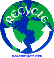 B348 - Recycle - Button