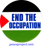 B720 - End The Occupation -  Button