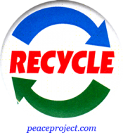 Recycle - Button