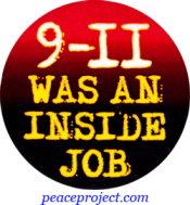 9/11 Was An Inside Job - Button