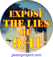 Expose The Lies Of 9/11 - Button
