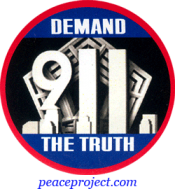 9/11 Demand The Truth - Button