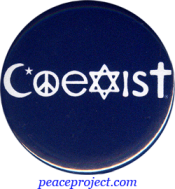 B979 - Coexist - Button
