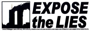 S463 - Expose the Lies - Bumper Sticker