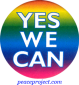 Yes We Can - Button