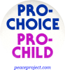 B289 - Pro-Choice Pro-Child - Button