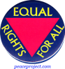 Equal Rights For All - Button