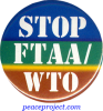 B738 - Stop FTAA / WTO - Button