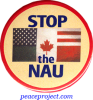 B925 - Stop The NAU - Button