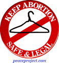 B214 - Keep Abortion Safe And Legal - Button