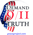 Demand 9/11 Truth - Button