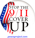 Stop The 9/11 Cover-Up - Button