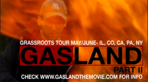 GASLAND 2 Grassroots Tour Kicks Off in Six Days!