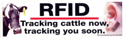 LS17 - RFID: Tracking Cattle Now, Tracking You Soon - Digital Sticker