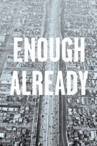 Enough Already - Postcard