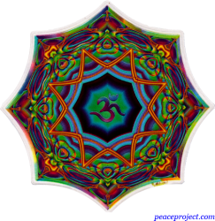 Prism Lotus - Window Decal