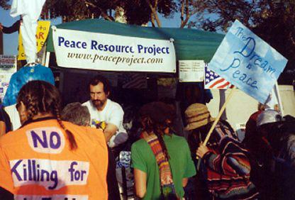 Gulf War LA Rally Table