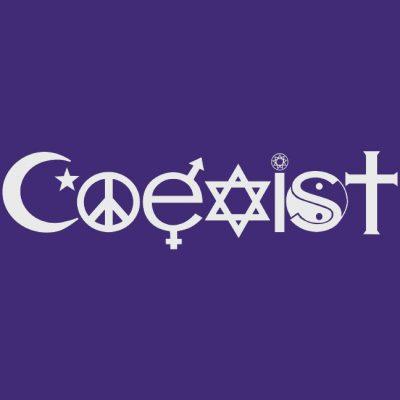 Coexist T-shirts