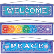 Entry Blessing Banners