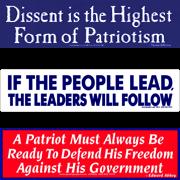 Patriotism & Democracy