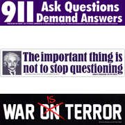 Questioning 9/11 & The War On Terror