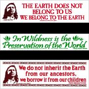 Quotes - Environmental
